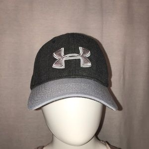 UnderArmour logo wool blend cap